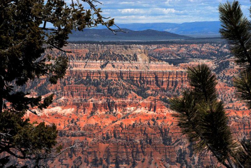 Bryce canyon hodoos